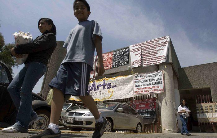 El Sindicato Independiente de Trabajadores de la Universidad Autónoma Metropolitana de México (Situam) aprobó este viernes por la noche iniciar una huelga que afectará a unos 53.000 estudiantes la cual detendrá actividades en cinco unidades académicas y centros culturales. EFE/David de la Paz
