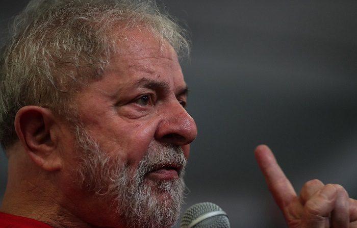 O ex-presidente Luiz Inácio Lula da Silva (EFE)