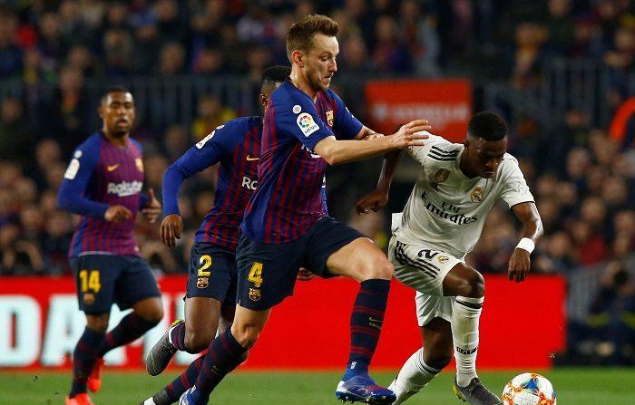 El Santiago Bernabéu decidirá a uno de los finalistas coperos después del empate (1-1) en el Camp Nou este miércoles en un partido en el que el Real Madrid estuvo mejor en el primer tiempo y el Barcelona, en el segundo. EFE
