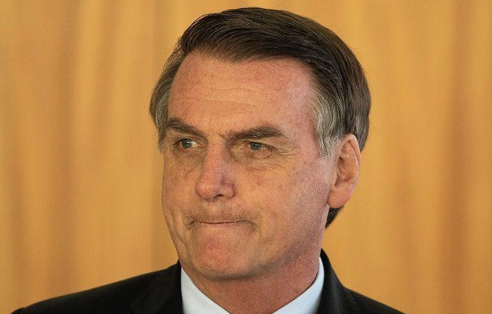 Bolsonaro evoluciona positivamente, pero sigue sin fecha para darle el alta