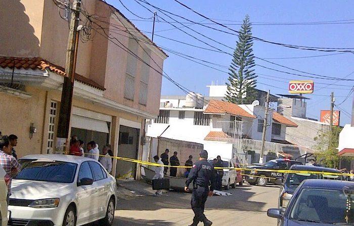 """El periodista y locutor de radio Jesús """"Chuchín"""" Ramos Rodríguez fue asesinado este sábado de ocho balazos en el municipio de Emiliano Zapata, en el suroriental estado mexicano de Tabasco, informaron fuentes oficiales.EFE/STR"""