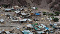 Un muerto, 2 desaparecidos y 420 familias damnificadas por un deslizamiento en el sur de Perú
