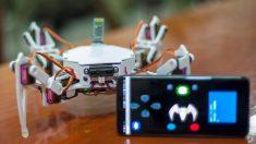 En México crean un robot arácnido para la búsqueda y rescate de personas