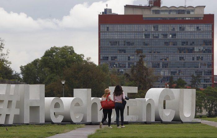 La Universidad Nacional Autónoma de México (UNAM) encabeza junto con las instituciones brasileñas de Sao Paulo, Brasilia y Federal de Río Grande la clasificación de las 200 más reconocidas de Latinoamérica, según la página UniRank. EFE/Sáshenka Gutiérrez