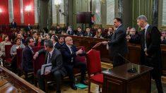 Supremo español inicia un juicio histórico contra la declaración independentista de Cataluña