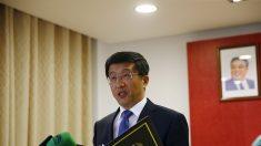 Negociador norcoreano viaja desde Pionyang antes de la cumbre con EEUU