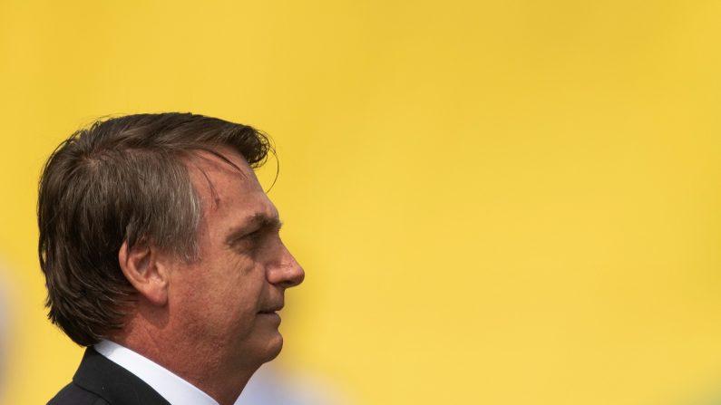 El presidente de Brasil, Jair Bolsonaro. EFE/Archivo