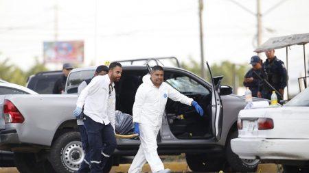 México vive su mes de enero más violento desde que se tiene registro