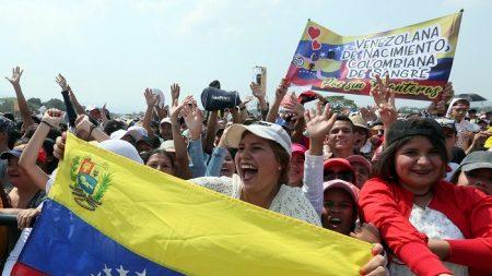 """En Cúcuta avanza el multitudinario concierto """"Venezuela Aid Live"""""""