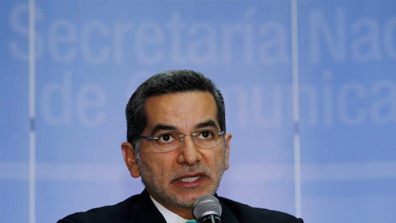 La ministra del Interior de Ecuador, María Paula Romo, aseguró este miércoles que el prófugo exministro de Turismo durante el Gobierno de Rafael Correa (2007-2017) Fernando Alvarado, se encuentra en Venezuela. EFE