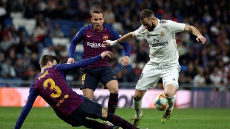 Copa del Rey: El Barcelona conquista el Bernabéu y jugará la final de Copa (0-3)