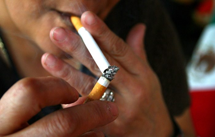 """La exposición durante tres semanas a la nicotina puede tener """"efectos negativos de amplio rango en diferentes órganos de un embrión en desarrollo durante el embarazo"""", según un estudio de la estadounidense Universidad de Stanford.  EFE/ Paola Hidalgo"""
