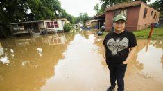 Las fuertes lluvias dejan un muerto y miles de evacuados en California