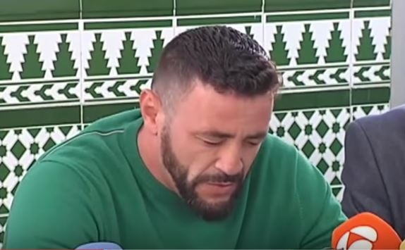 Davide Serrano (Captura de vídeo)