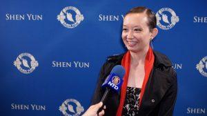Instructora de ballet maravillada por el corazón y el espíritu de los bailarines de Shen Yun