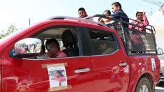 Ofrecen recompensa para hallar a activistas desaparecidos en el sur de México