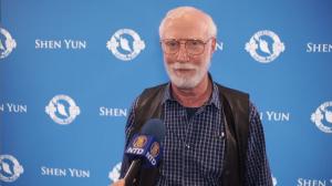 """""""Me quedé sin palabras y soy escritor"""", dice editor al ver Shen Yun"""