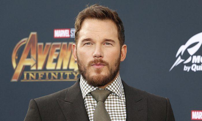 Chris Pratt. (Crédito: Tinseltown/Shutterstock)