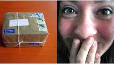 Una mujer perdió su billetera, pero recibe un inesperado paquete que le devuelve la alegría