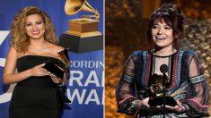 Solo quiero agradecer a Jesús: Ganadoras Tori Kelly y Lauren Daigle celebran la fe en los Grammys