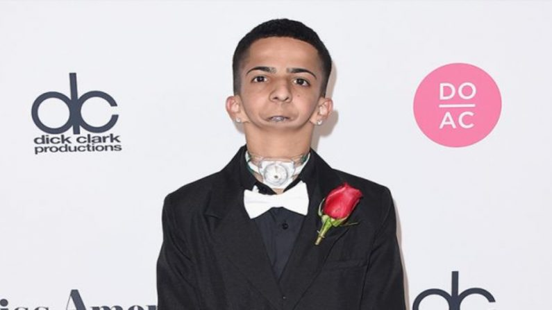 Isaiah Acosta. (Crédito: Michael Loccisano/Getty Images for Dick Clark Productions)