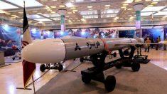 Días después de la advertencia de Trump, Irán prueba un nuevo misil de crucero de largo alcance