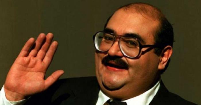 """Edgar Vivar, el conocido """"Señor Barriga"""". Captura de archivo."""