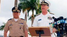 EE. UU. y Colombia advierten a Maduro que sus ejércitos actuarán para proteger a los civiles