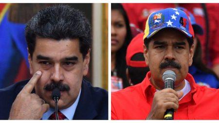 Experta analiza como los gestos de Maduro en sus discursos pasaron de la arrogancia al miedo