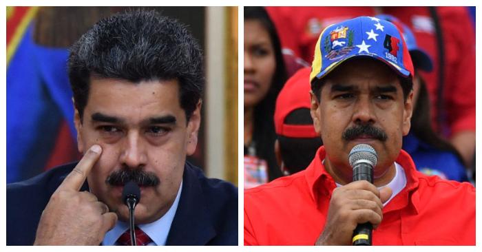 Foto combinada. YURI CORTEZ/AFP/Getty Images (I) - Foto de YURI CORTEZ,JUAN BARRETO/AFP/Getty Images (D)