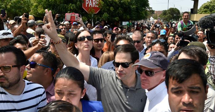 Cuba rechaza nuevas acusaciones de Marco Rubio sobre Venezuela