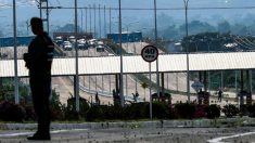 Maduro reforzó bloqueo a puente fronterizo con Colombia para impedir la ayuda humanitaria