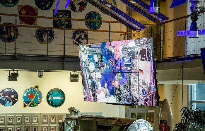 Se vuelve a estroperar el retrete de la Estación Espacial Internacional (Maja Hitij/Getty Images)