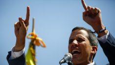 Guaidó llama a los venezolanos a exigir en los cuarteles militares el ingreso de ayuda humanitaria