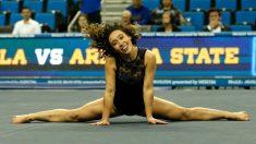 La gimnasta Katelyn Ohashi consigue su segundo 10 perfecto y vuelve a hacerse viral
