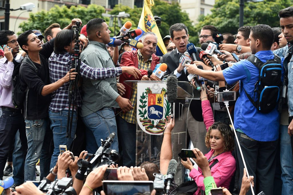 Qué dicen las predicciones sobre Juan Guaidó y el nuevo