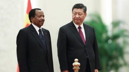 El régimen chino renuncia en silencio a 78 millones de dólares de la deuda de Camerún