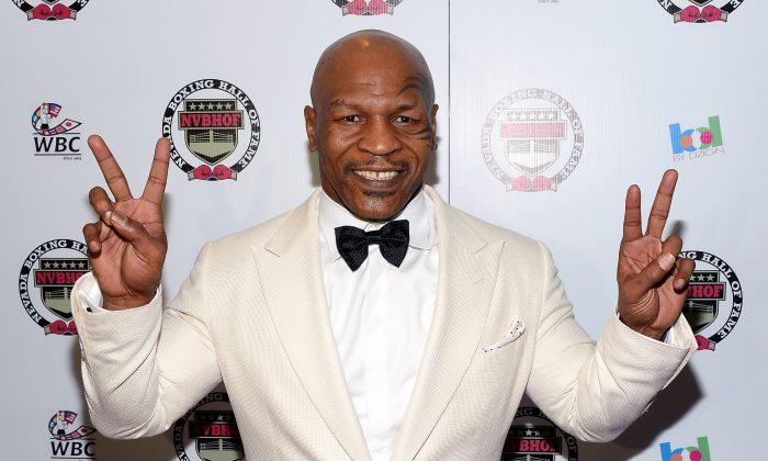 Durante varios años, el ex campeón de boxeo de peso pesado Mike Tyson fue el hombre más temido en su deporte. (Ethan Miller/Getty Images)