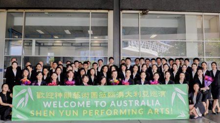 Congresistas australianos saludan a Shen Yun e invitan al público a inspirarse con el show