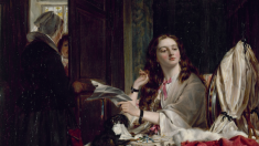 San Valentín: un día menor en un calendario medieval repleto de festividades