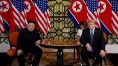 La cumbre Trump-Kim finaliza sin acuerdo