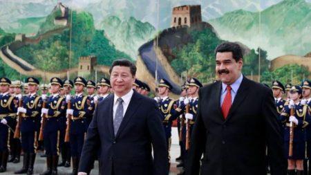 Beijing censura las críticas al régimen de Maduro en las redes sociales