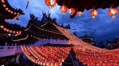 Festival de la Linterna, la fiesta tradicional china que ilumina los cielos y despeja las tinieblas