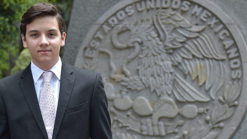 Julián Ríos Cantú. (Crédito: Flickr/ Presidenciamx/CC BY 2.0 /con modificaciones)