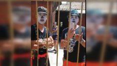 Grupo de mimos denunciados por usurpar casa de veraneo: ellos alegan mejoras