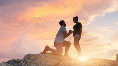 'DILE NO': este valiente papá aparece en el desierto cuando un hombre le propone matrimonio a su hija