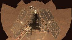 Opportunity, el rover de la NASA que recorrió Marte expiró después de 15 años