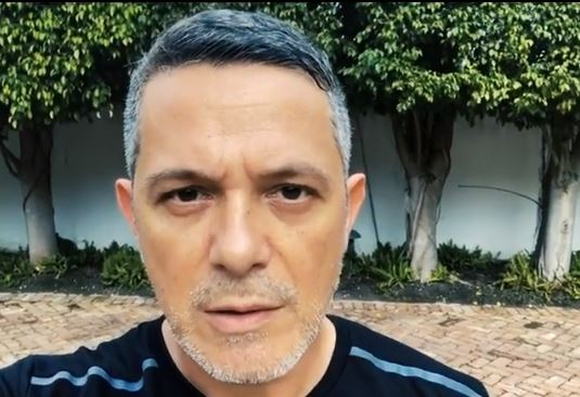 Alejandro Sanz (Captura de pantalla)