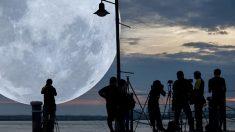 """Espectáculo lunar: atentos a la """"superluna"""" más grande y brillante de 2019"""