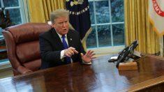 Trump critica a demócratas por bloquear un proyecto de ley que evitaría la matanza de recién nacidos